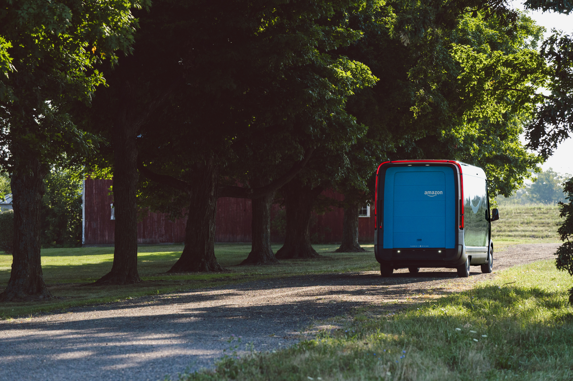 Introducing Amazon's first custom electric delivery vehicle - Image 4