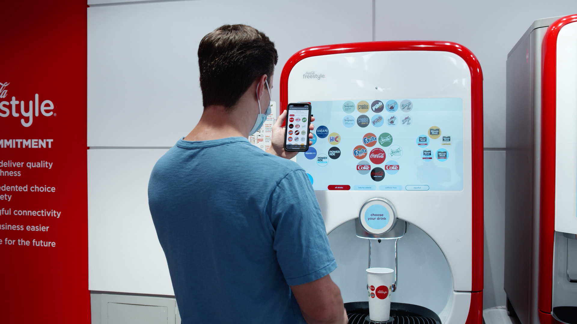 Coca-Cola and AWS reimagine the future of contactless experiences - Image 4