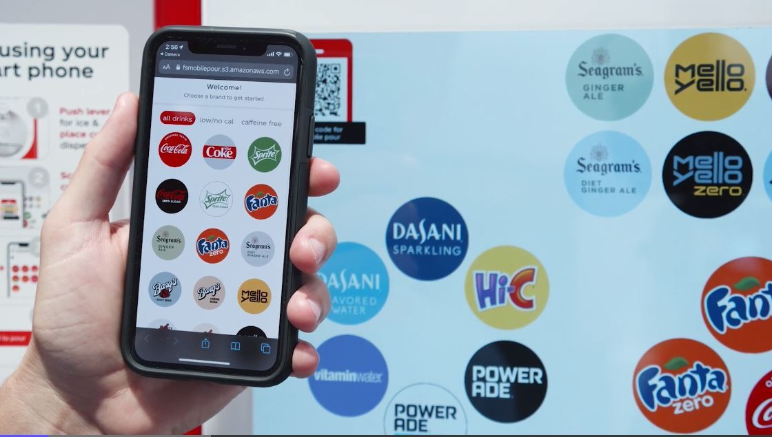 Coca-Cola and AWS reimagine the future of contactless experiences - Image 1