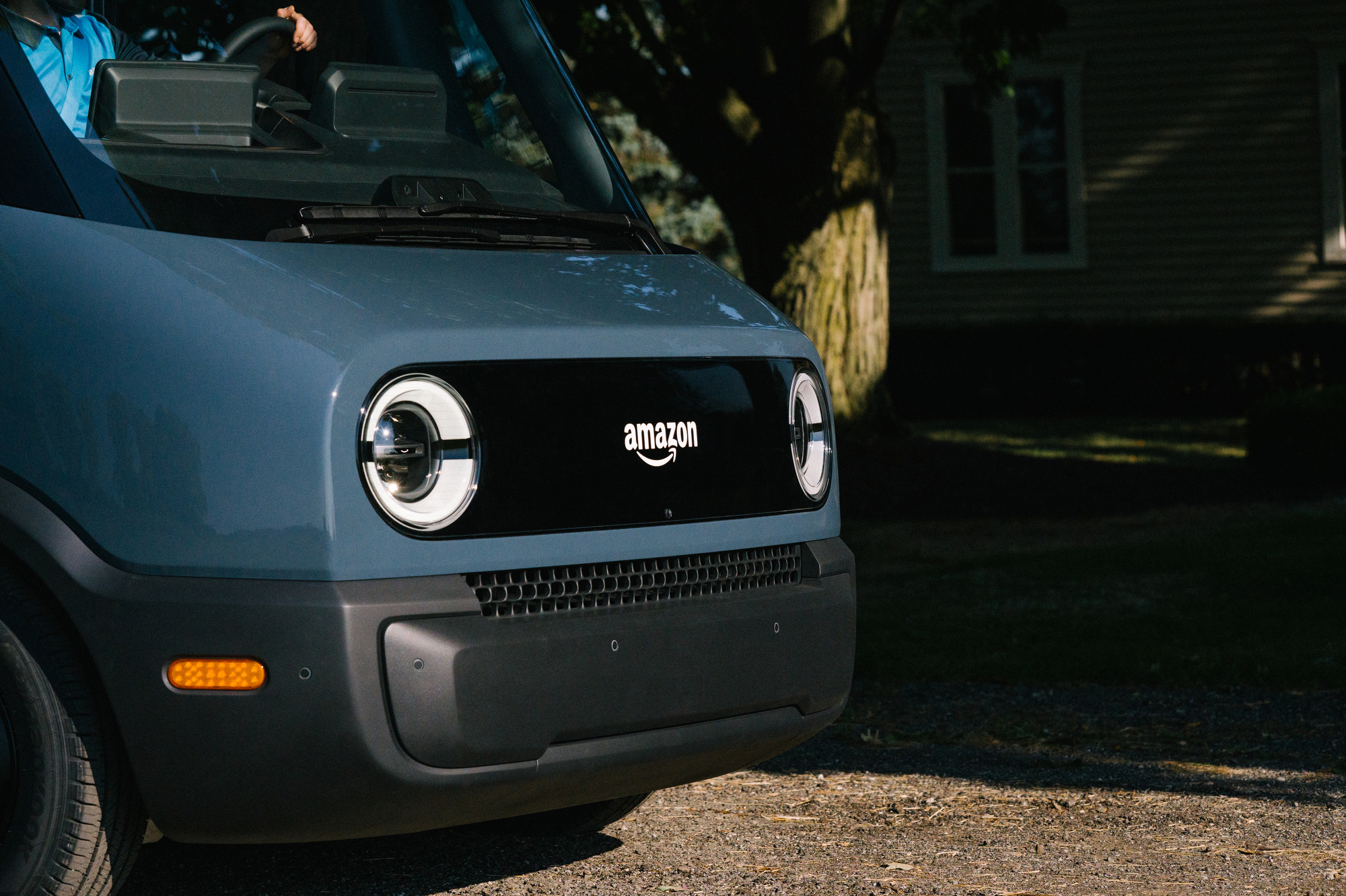 Introducing Amazon's first custom electric delivery vehicle - Image 1